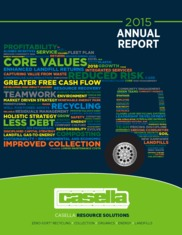 Casella Waste Systems Inc.