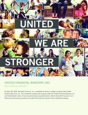 United Financial Bancorp, Inc.