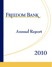 Freedom Bank of Virginia
