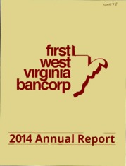 First West Virginia Bancorp, Inc.