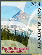 Pacific Financial Corporation
