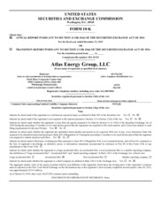 Atlas Energy Group LLC