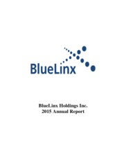 Bluelinx Holdings Inc.