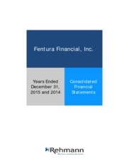 Fentura Financial, Inc.