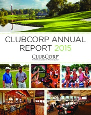ClubCorp Holdings Inc
