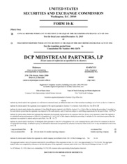 DCP Midstream Partners, L.P.