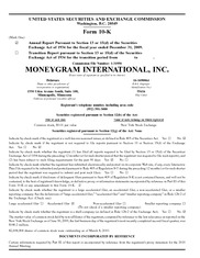 Moneygram International Inc.