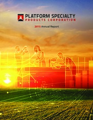 Platform Specialty Products Corp