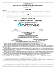 WhiteWave Foods Co