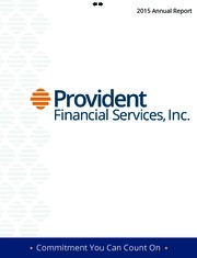 Provident Financial Services Inc.