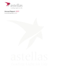 Astellas Pharma, Inc.