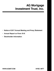 AG Mortgage Investment Trust Inc