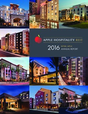 Apple Hospitality REIT Inc