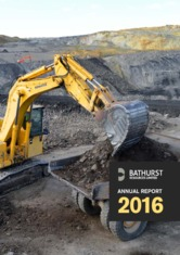 Bathurst Resources Ltd
