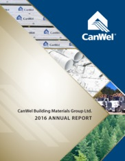 CanWel Building Materials Group Ltd