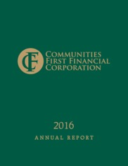 Communities First Financial Corporation