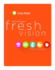 Core-Mark Holding Company, Inc.