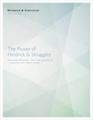 Heidrick & Struggles International Inc.