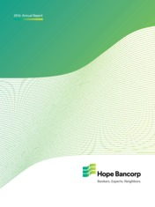 Hope Bancorp, Inc.