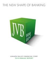 Juniata Valley Financial Corp.