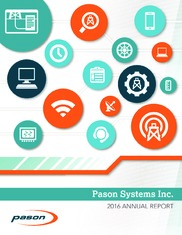 Pason Systems Inc.
