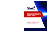 The KEYW Holding Corporation