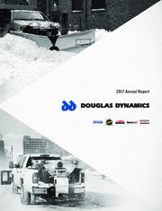 Douglas Dynamics, Inc