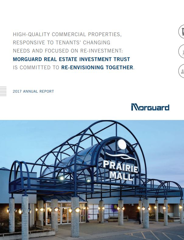 Morguard Real Estate Investment Trust