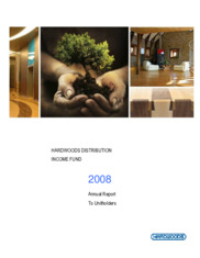 Hardwoods Distribution Inc.
