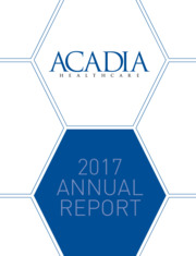 Acadia Healthcare Co.