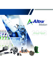 Altra Holdings, Inc.