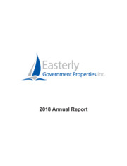 Easterly Government Properties Inc