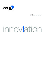 CCL Industries Inc