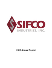 SIFCO Industries Inc.
