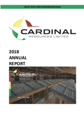 Cardinal Resources Limited