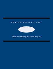 Analog Devices Inc.