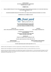 Front Yard Residential Corporation