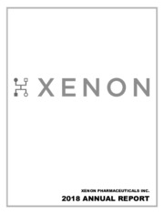 Xenon Pharmaceuticals Inc.