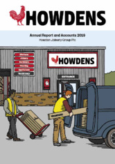 Howden Joinery Group plc